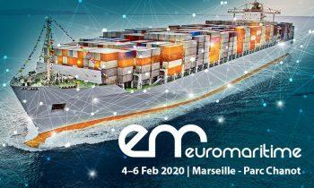 IEC TELECOM PARTICIPE à L'EUROMARITIME