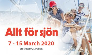 IEC Telecom gears up for Sweden's leading boat show - Allt för sjön