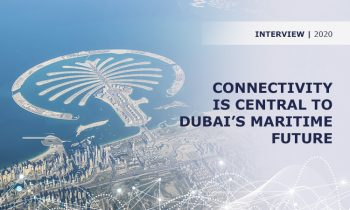Connectivity plays a big role in driving efficiencies in Dubai's maritime industry