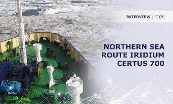 NORTHERN SEA ROUTE IRIDIUM CERTUS 700