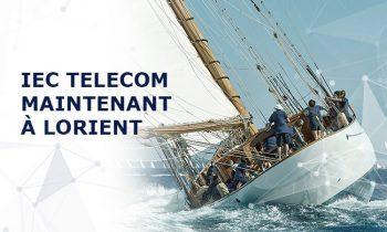 IEC TELECOM EUROPE OUVRE UN NOUVEAU BUREAU A LORIENT, France