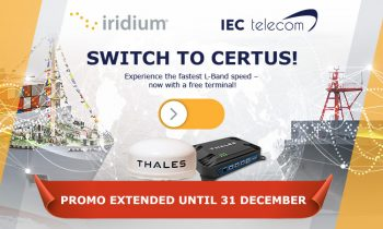 The incredible Switch to Certus offer extends to December 31, 2020