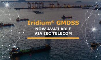 Iridium GMDSS now commercially available via IEC Telecom